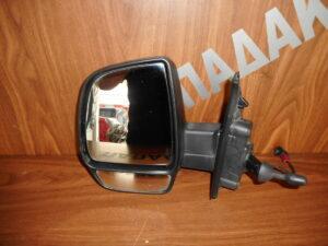 Fiat Doblo 2010-2015 μηχανικός καθρέπτης αριστερός άσπρος