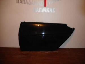 Smart ForTwo w451 2007-2014 πάνελ πόρτας αριστερό μαύρο