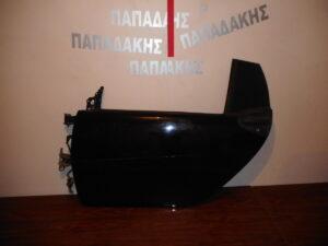 Smart ForTwo w451 Cabrio 2007-2014 πόρτα αριστερή δύθυρη μαύρη